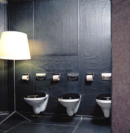 Ouderen willen meer toiletten al zal het waarschijnlijk nooit sanitair relaxen worden zoals in dit wooncentrum van Amstelveen.