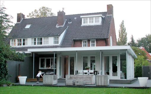 Kavander architectenbureau bna - Bureau van de uitbreiding ...
