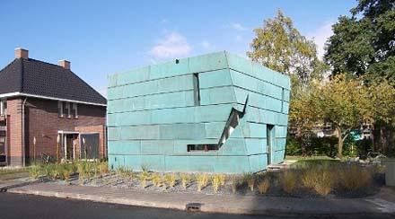 Box archief juli 2007 - Huis modern kubus ...